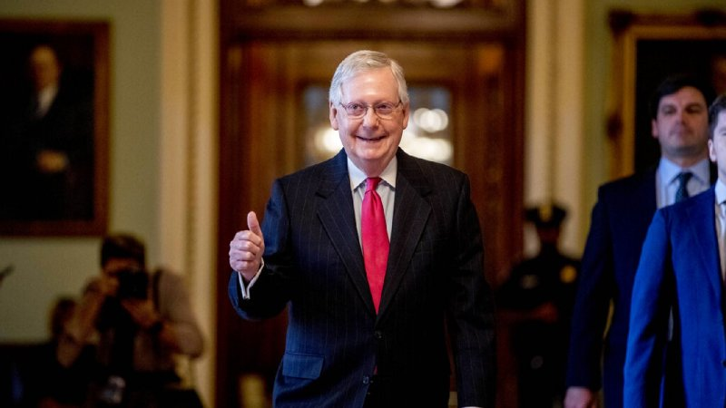 Senate OKs $2T coronavirus stimulus package in unanimous vote; House sets Friday vote
