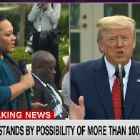 Media Reaction To Yamiche Alcindor Dustup With Trump Shows Why Their Approval Ratings Are Low
