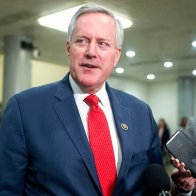 Meadows resigns from Congress, heads to White House