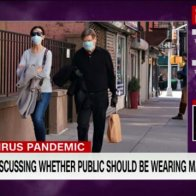 Experts tell White House coronavirus can spread through talking or even just breathing