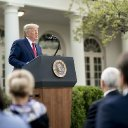 Far-Left Media Group Asks FCC To Censor Trump Press Conferences