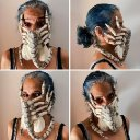 22 Times People Took Face Mask Design To Another Level