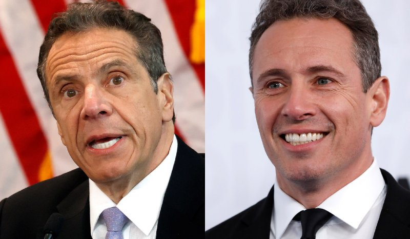 Andrew Cuomo & Chris Cuomo: Myth Is Better than Reality
