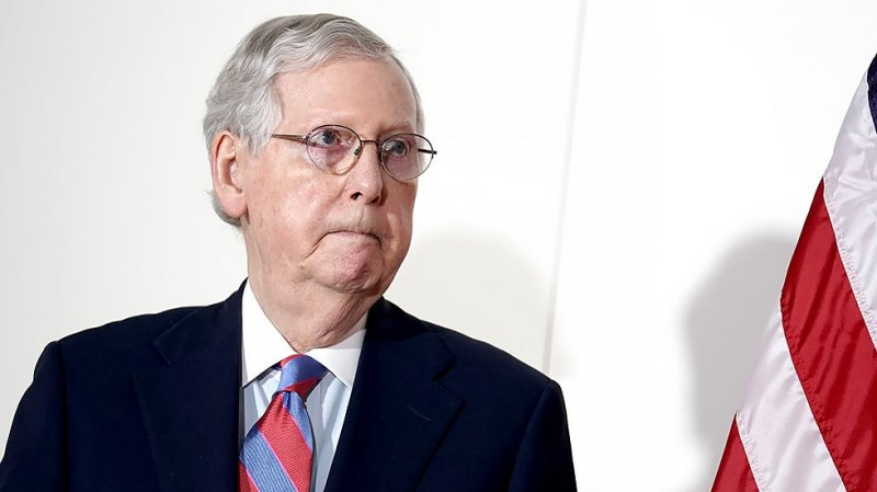 McConnell says Obama administration 'did leave behind' pandemic plan