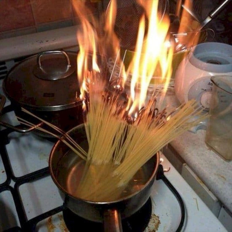 Epic Kitchen Fails