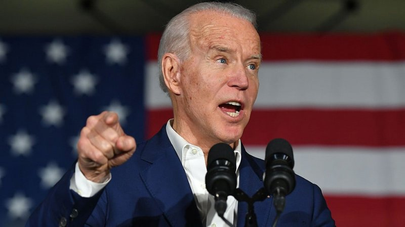 Biden: Trump 'calling for violence against American citizens'