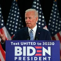 Joe Biden slams Trump for 'spiking the ball' despite high unemployment