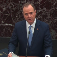 'We may all be moving to Canada soon,' Schiff says at disinformation and election interference talk
