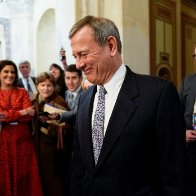 Supreme Court: Imagining John Roberts Explaining Himself