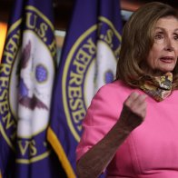Pelosi says election threats from Russia and China are not equal