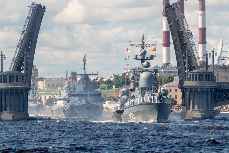 Russian Warships Sailed 'Right Through' Alaska Fishing Fleet: Sailors