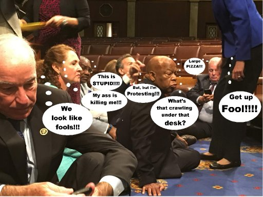 Democrats protesting on House Floor.jpg