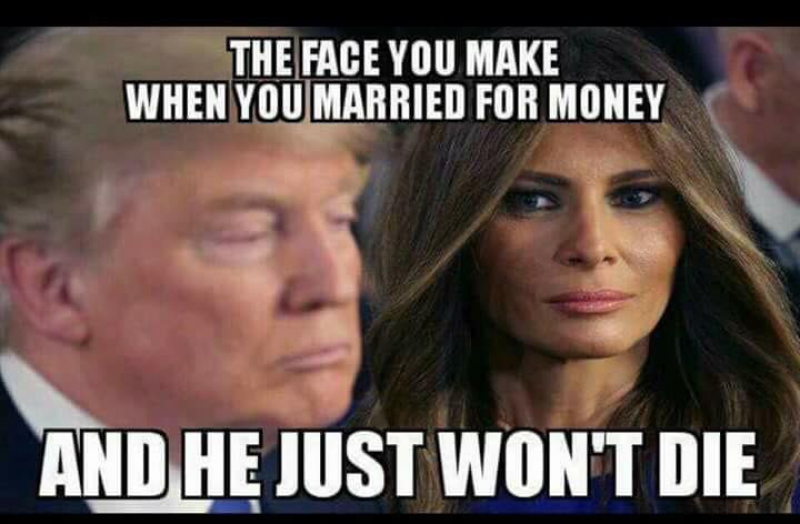 Melania The Face You Make When You Marry for MONEY.jpg