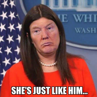 Trump Can Do It All Even Be Sarah.jpg