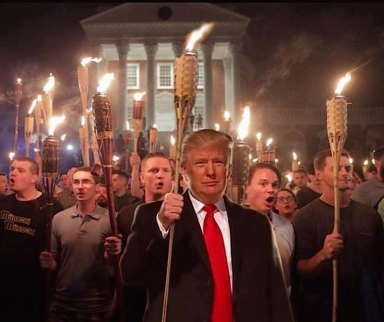 tRUMP carrying torches.jpg