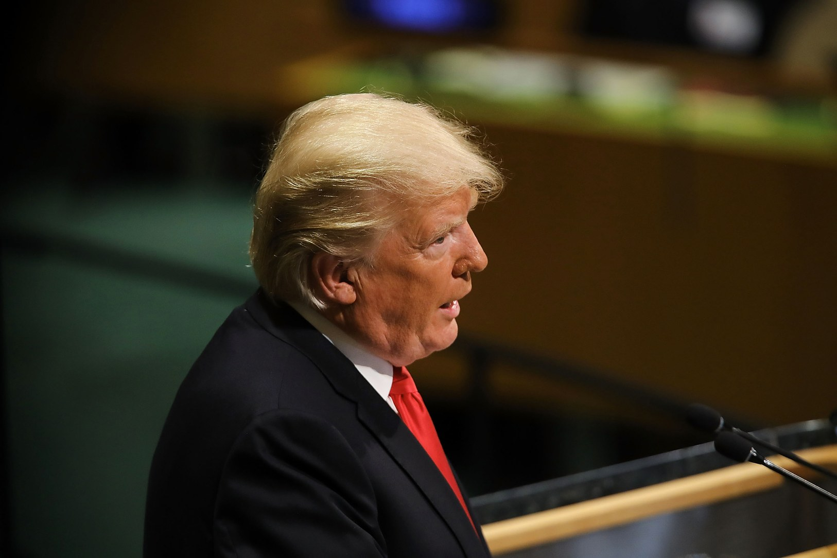 Trump Slams 'Globalism' At Un, Tells World 'We Embrace