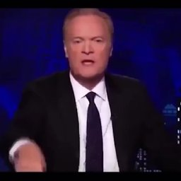 Hilarious Donald Trump - Lawrence O'Donnell meme: STOP THE HAMMERING!